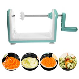 $enCountryForm.capitalKeyWord NZ - Manual Vegetable Cutter Multi-functional Mandoline Spiral Vegetable Slicer Potato Onion Cutter Carrot Grater With Built-in Blade NB8
