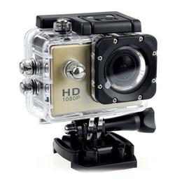 SJ4000 1080P Casque Sport DVR DV Vidéo Voiture Cam Full HD DV Action Imperméable À L'eau Sous Marine 30 M Caméscope Multicolore