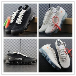 1c2f934df8ee Vapormaxes 2018 Mens Running Shoes For Trainers Women Sports Shoes New  Vapor Wave Male Shoe Pink Triple Black Female Designer Shoe