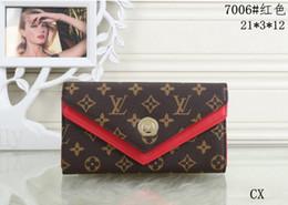 $enCountryForm.capitalKeyWord NZ - 2018 new long fashion retro simple wallet dark buckle wallet