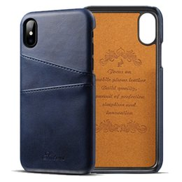 Leather Case Iphone Id Australia - More colors mobile phone Case, Luxury leather Wallet Case with Detachable Slim case with ID&Card Holder Slot for Apple Iphone