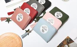 $enCountryForm.capitalKeyWord Australia - Ladies zero wallet, short zipper coin pack, cute fashion, little fresh Korean version, new mini.