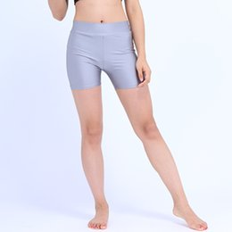 $enCountryForm.capitalKeyWord NZ - Speerise Plus Size Adult Spandex Workout Shorts Rave Booty Shorts Mid Waist Women Dance Nylon Lycra Dance