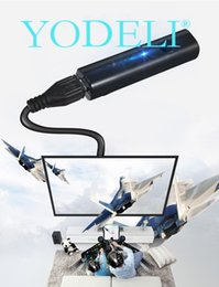 YODELI 3.5mm Jack Bluetooth Inalámbrico Para La Música Del Coche Adaptador de Receptor de Bluetooth de Audio Aux para Receptor de Auriculares para Manos Libres