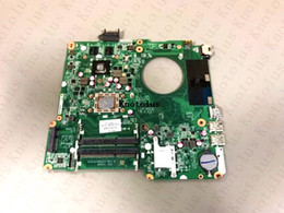 Discount hp 15 motherboard - 737138-501 for HP PAVILION 15 15-N15Z-N100 laptop motherboard Free Shipping 100% test ok