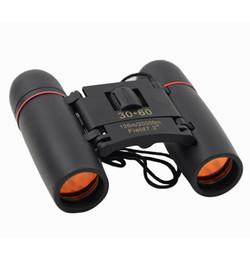 $enCountryForm.capitalKeyWord NZ - Mini Binoculars 30X60 Red Blue Film Zoom Portable Outdoor Hunting Night Vision Folding Optical Len Telescope