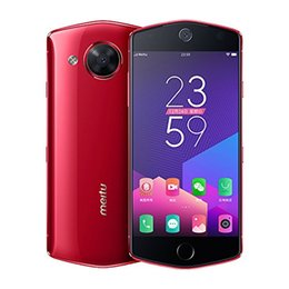 M8 Mobile phone online shopping - Unlocked Original Meitu M8 G LTE Mobile Phone GB RAM GB ROM MT6797M Deca Core Android quot AMOLED MP Selfie Beauty Smart Cell Phone