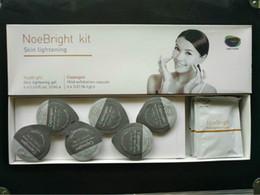 Bright machine online shopping - HOT SALE Noe Bright Kit Skin lightening Noe Revive Kit Skin rejuvenation Gel For Oxygen Machine CE