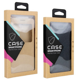 Iphone case package paper online shopping - 2018 Free shipment Paper iphone case packing box iphone case packaging box iphone case display box