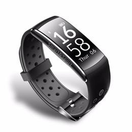 Q8 Smart Watch Australia - Q8 Smartband IP68 Waterproof Heart Rate Monitor Smart Bracelet for Ios Android Phone smart watch watches bluetooth smartwatch Wristwatch