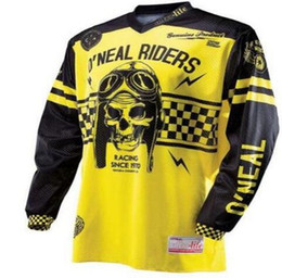 Xxxl Dh Canada - 2018 new Jeresy top Downhill Jersey MTB Off road long motorcycle dh mx long motocross Racing Riding Cycling Jersey long T-shift5