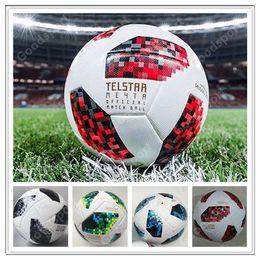 2018 HOT RUSSIA Premier PU knock out partido de fútbol de la etapa Balón de  fútbol mundial piel de pasta perfecta Fútbol al aire libre Deporte de la  Copa de ... 0499559781551