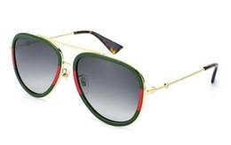 896d11312c443 Navio livre moda marca De Luxo evidência óculos de sol retro dos homens do  vintage designer