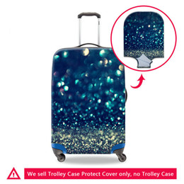 a7f2f750d Luggage Covers Protectors Australia - Personalized Luggage Protector Cover  Clear Suitcases Covers Accessory Bags Travel Anti