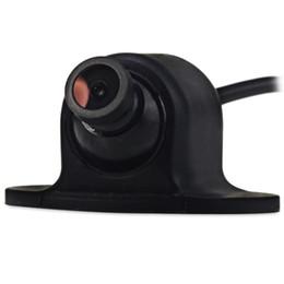 Camera side Car online shopping - Universal Car Rear View Camera Degrees Wide Angle Rotation Waterproof Side Reversing IP68 waterproof NTSC Night vision