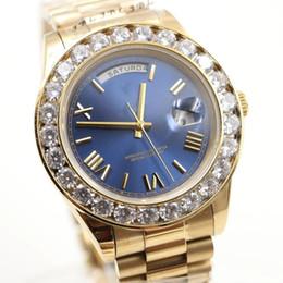 $enCountryForm.capitalKeyWord Canada - AAA Luxury Brand Watch Gold President Day-Date Diamonds Watch Men Stainless Mother Of Pearl Diamond Bezel Automatic WristWatch Watches C3