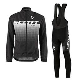 CyCling jersey set yellow online shopping - 2018 Scott Men s MTB Bicycle  Clothing Set Cycling 91401ac94