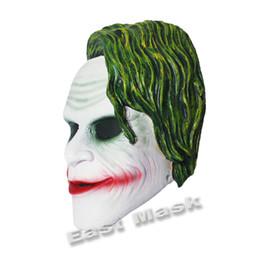 free clown masks 2019 - Wholesale-Halloween face mask masquerade masks clown fiberglass CS field protective mask M010-A free shipping cheap free