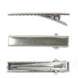 flat metal clips online shopping metal flat hair clips for sale