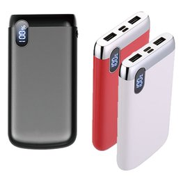 Lg portabLe power bank online shopping - JOYROOM Portable Charger Power Bank D M194 mAh Luxury External Battery Charging Powerbank for iphone samsung LG