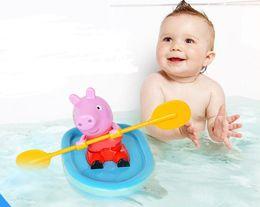 $enCountryForm.capitalKeyWord NZ - Bath Toy, rowingPeppa Pig rowing Bath Toys for Boys and Girls - Boat Set for Toddlers & Kids - Fun & Educational