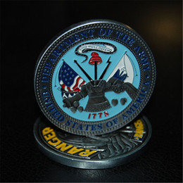 free shipping united states 2019 - Free shipping US Army challenge coin 1775 Army Strong United States Patriotism cheap free shipping united states