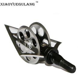 $enCountryForm.capitalKeyWord Australia - Hot Wheels Broadheads Archery Points with 2 Circular Blades 100 Grain for Fiberglass Carbon Arrows Hunting.