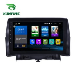 Ford Touch Screen Stereo Australia - Octa Core ISP+2.5D 32G Android 7.1 Octa Core Car DVD Player GPS Stereo Navi for Ford Kuga Radio Headunit WIFI Bluetooth