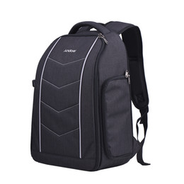 $enCountryForm.capitalKeyWord Australia - wholesale 600D Camera Bag Professional Camera Backpack Bag for 2 DSLR SLR Cameras 6 Lenses Tripod Flash and Accessories