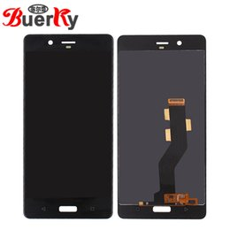 Touch Screen N8 NZ - For Nokia N8 full LCD Display Assembly Complete with touch Digitizer sensor free shipping