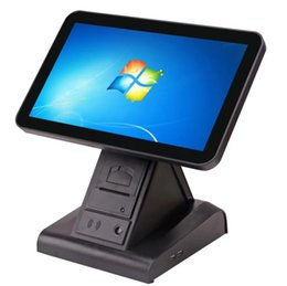 4be0b9a17672 restaurant Cash Register 15 inch all in one POS touch screen pos systems  LLFA