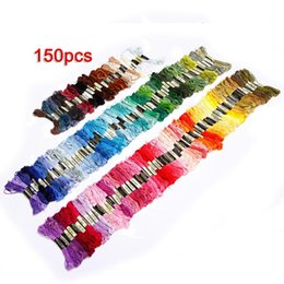 $enCountryForm.capitalKeyWord UK - 150 skeins of multicolored embroidery thread for cross-stitch