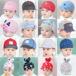 46da451a65a Baby Hats 3D Cartoon Baseball Caps Infants Cotton Sun Hat For Boys Girls  Casual Cap Spring Autumn 718