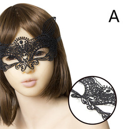 7a3cf4e62 MaryXiong 1PCS Sexy Lace Blindfold for Women Party Dress for Masquerade  Halloween Eye Patch Eye Mask Sex Game Toys Adult Product