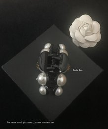 Pretty Hair For Australia - 2018 NEW fashion C pearls Hair Claw for Ladys collection Item Fashion Hair Accessories pretty for updo style party gift for souvenirs