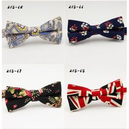 $enCountryForm.capitalKeyWord NZ - Ikepeibao Wedding Men's Cotton Linen Paisley Pajaritas Bowties Unique Tuxedo Bow Tie Accessories