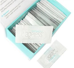 Wholesale 50 Sachets JEUNESSE AGELESS Eye Cream Instantly Face Lift Anti Aging Skin Care Products Wrinkle free DHL Shipping From fastste a928