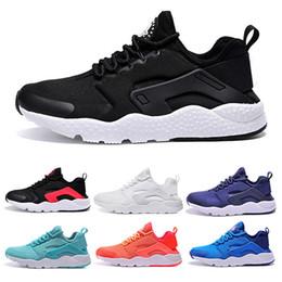 best service 9a48e d37ac Nike Air Huarache 1 2 3 4 I II III IV colores Huaraches 4 IV zapatos  casuales para hombres mujeres, calidad superior Huarache Run ultra  transpirable malla ...