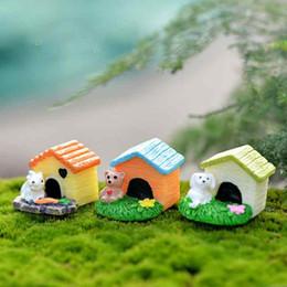 $enCountryForm.capitalKeyWord Australia - Mini Cartoon Animal House Desktop Doll Decoration Moss Terrarium Micro Landscape Succulent Ornament Fairy Garden Plant Pot Bonsai DIY Zakka