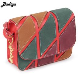 Badiya PU Leather Hasp Design Women Shoulder Bag Patchwork Fashion Bags For  Women Brief Design Ladies Office Work Bags office leather bags for women  deals 869cc99fed