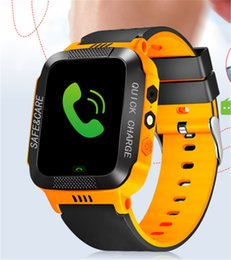 $enCountryForm.capitalKeyWord Australia - Touch Screen Q528 Tracker Watch Anti-lost Children Kids Smart Watch LBS Tracker Wrist Watchs SOS Call For Android IOS