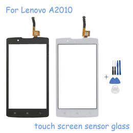 $enCountryForm.capitalKeyWord NZ - 4.5''Touchscreen Sensor For Lenovo A2010 Touch Screen Digitizer Panel Repair For lenovo A2010 Mobile Phone Front Glass+Tools