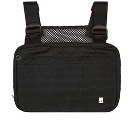 New packagiNg products online shopping - 18SS new hot new products Kanye West grandfather with the hip hop street ALYX tactical chest bag tide male function package