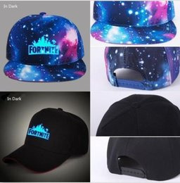 1b2bacf2cb6 Snapback Baseball Hats Glow Dark Australia - Adults Kids Hip Hop Snapback Hat  Glow Adjustable In