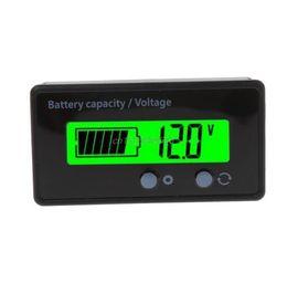 $enCountryForm.capitalKeyWord UK - 8-70V LCD Acid Lead Lithium Battery Capacity Indicator Voltmeter Voltage Battery Testers Tools R08 Drop ship