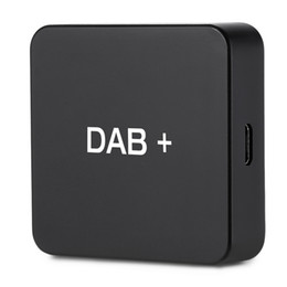 Discount usb radio tuner for car - DAB Box Digital Radio Antenna Tuner FM Transmission USB Powered for Car Radio Android 5.1 and Above only foy DAB Signal