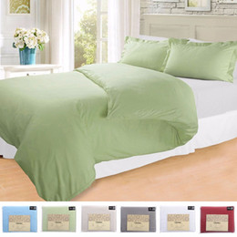 Wholesale Piece Duvet Cover and Shams Set King Queen Full Twin