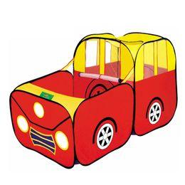 Kid Juego Play House Baby Playpen Casa Kid Safe Portable Playpen Toy Carpa Huge Car Design Hut Ball Pool Ball Outdoor Indoor en venta