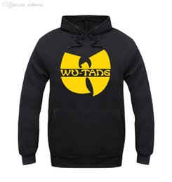 $enCountryForm.capitalKeyWord NZ - Wholesale-wu tang clan hoodie for men classic style winter sweatshirt 5 style sportswear hip hop jacket clothing fast shipping ePacket