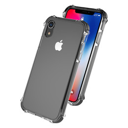 $enCountryForm.capitalKeyWord Australia - 2019 Wholesale Hot Sale Clear Phone Case Scratchproof For iPhone Xr Xs Max Free shipping For iPhone X 7 8 Plus